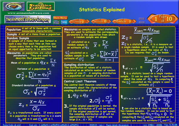 statistics basic terms definition Basic terms of probability section 32 definitions experiment: a process by  which an observation or outcome is obtained sample space: the set s of all.