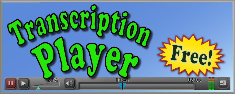 Transcription Player Logo