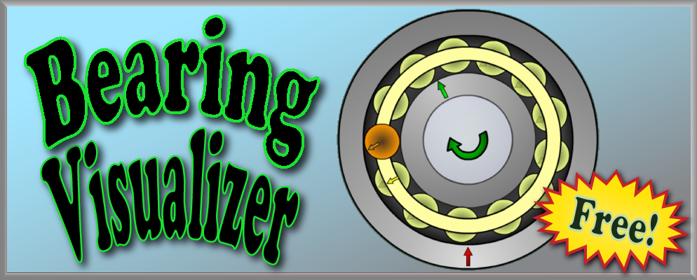 Bearing Visualizer Logo