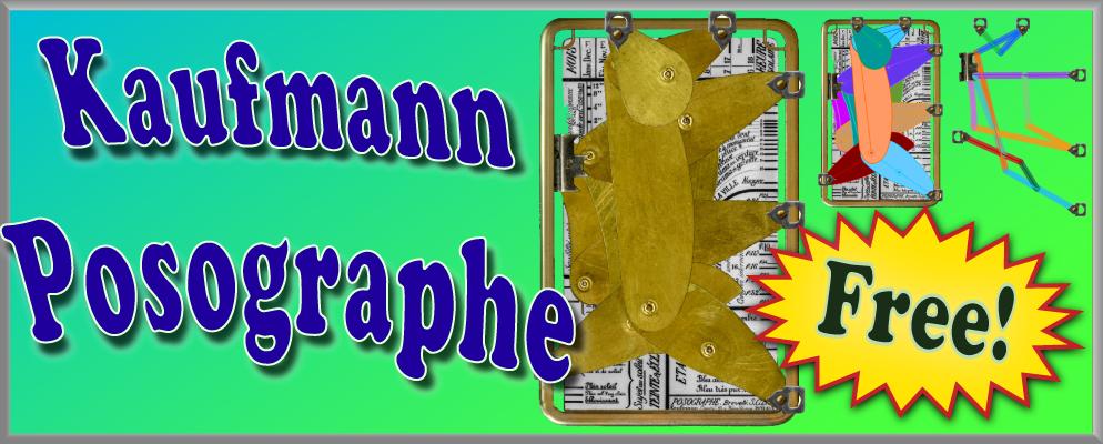 Kaufmann Posographe Logo